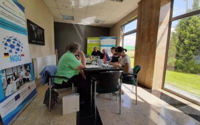 Spotkanie Partnerów projektu Sieci NGO